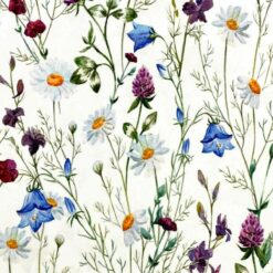 Jersey med blomstereng