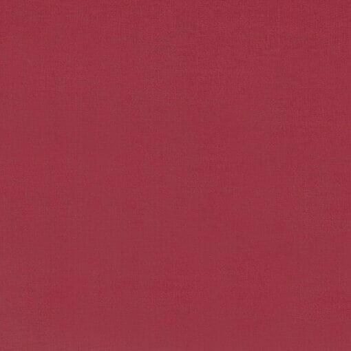 Ensfarget jersey - Vinrød