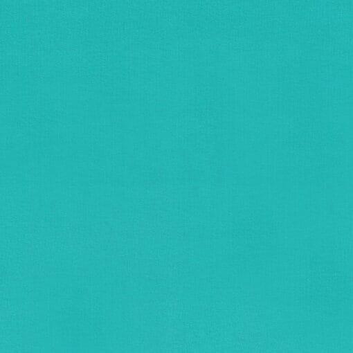 Ensfarget jersey - Turkis grønn