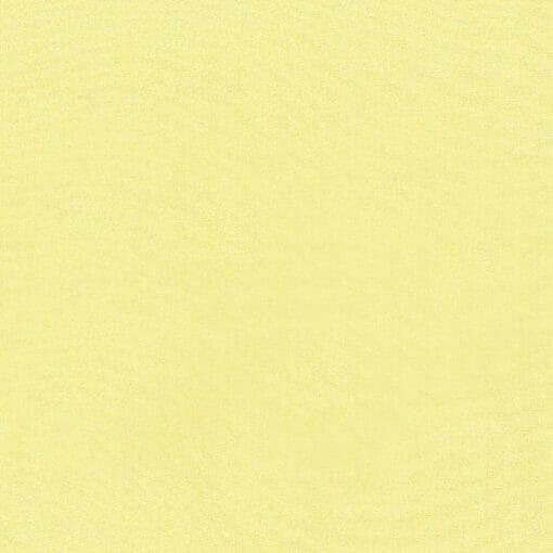 Ensfarget jersey - Vaniljegul