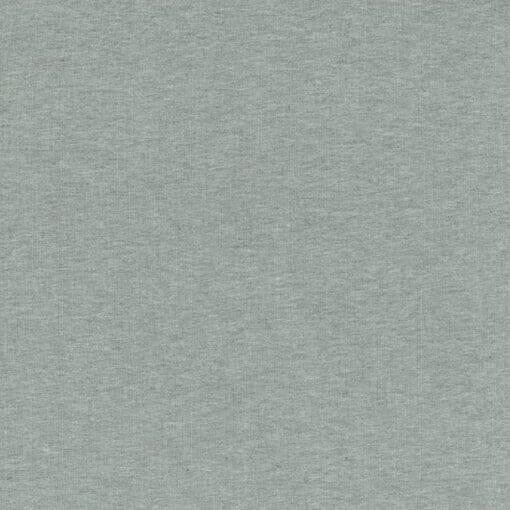 Ensfarget jersey - Lysegrå melert