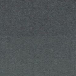Ensfarget jersey - Mørkegrå melert