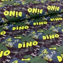 Jersey - Dino - grønn