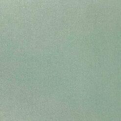 Bomullsfleece - Støvet grønn