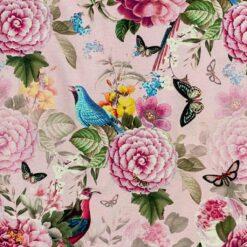 Jersey fugleblomst - Lyserosa