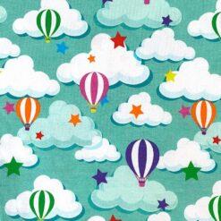 Jersey – Luftballonger - mint