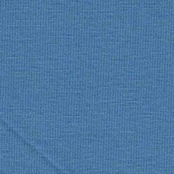 Ensfarget jersey - Himmelblå