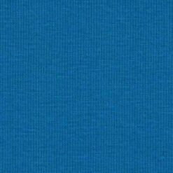Ensfarget jersey - Mellomblå