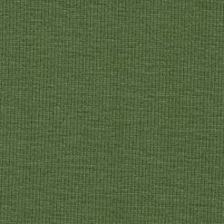 Ensfarget jersey - Mørk Oliven
