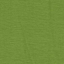 Ensfarget jersey - Oliven