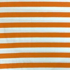 Jersey – Striper - mandarin
