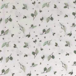 Jersey – Lilja blader - salvie