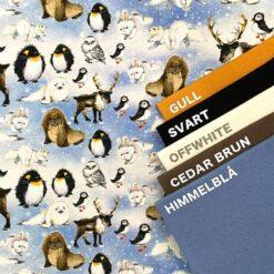 Jersey – Arktiske dyr