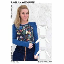 Ida Victoria - Raglan med puff