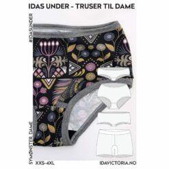 Ida Victoria - Idas Under, truser til dame