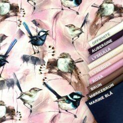 Jersey - Birds rosa - Mainelakeus