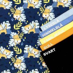 Jersey - Tiger - mørkeblå