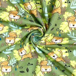 Jersey - Tiger - grønn