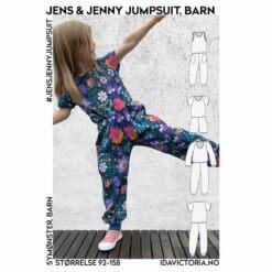 Ida Victoria - Jens & Jenny Jumpsuit