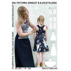 Ida Victoria - Singlet & kjoletillegg