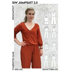 Ida Victoria - Siw Jumpsuit 2.0