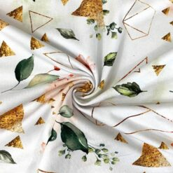 Jersey - Cubique blossom