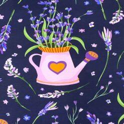 Jersey - Lovely lavendel