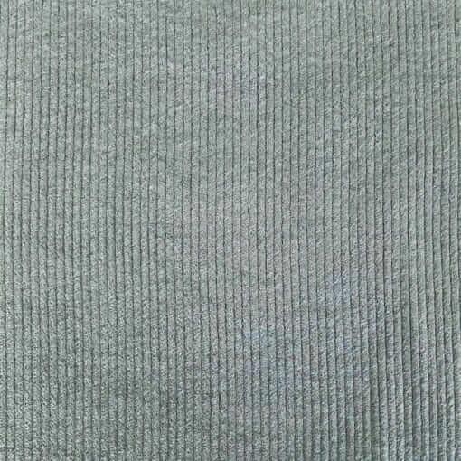 Bred Stretchcord - Støvet grønn