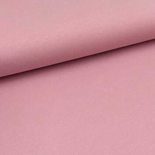 Denimlook Jersey – Støvet rosa