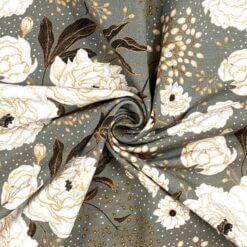 Jersey - Amanda roser - grå