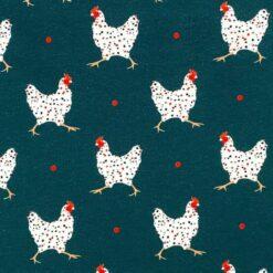 Jersey - Høner prikk
