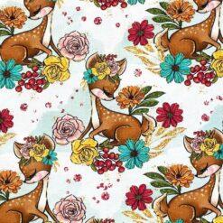 Jersey - Blomstrende dådyr